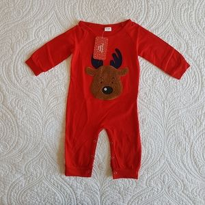 NEW CHRISTMAS BABY JUMPSUIT FOR NEW BORN UNISEX
